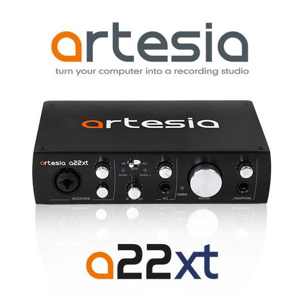 넥타 a22xt 오디오 인터페이스 비교불가 가격대비성능 상품이미지