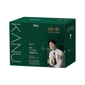 KANU Mini Decaf 100 Sticks+Random Giveaway