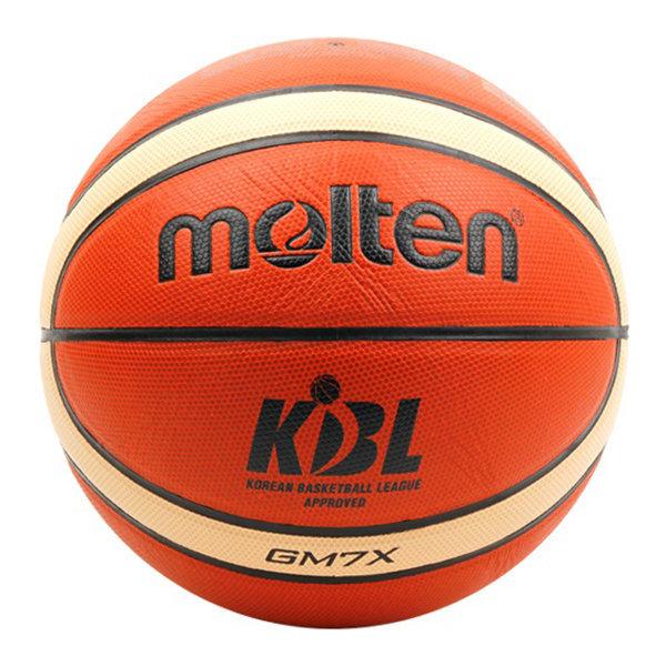몰텐 - GM7X 농구공 7호/FIBA 공인구/BGM7X/합성가죽 상품이미지