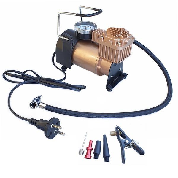 (가정용 미니컴프레셔)저전거펌프 타이어 공펌프 상품이미지