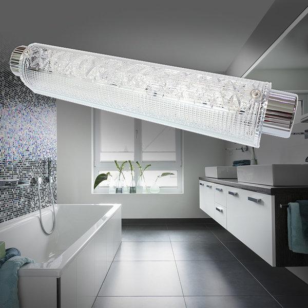 100%국산플리커프리 LED욕실등 터널프리즘 욕실2등20w 상품이미지