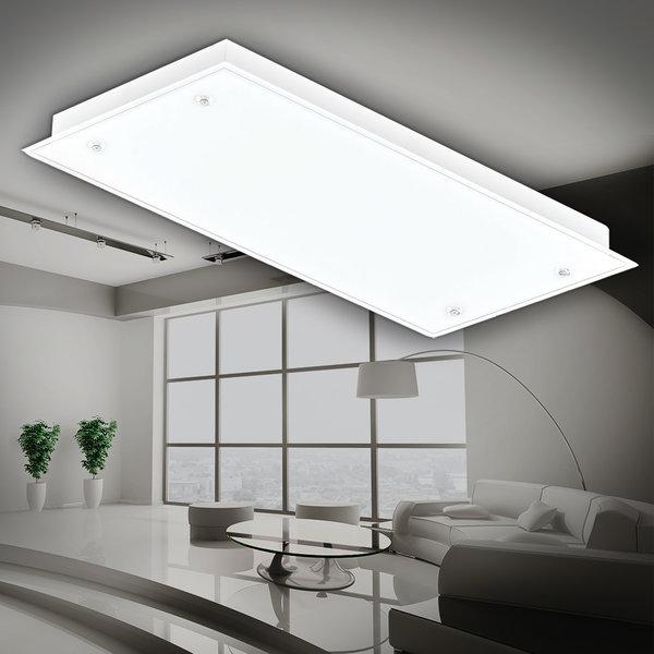100%국산플리커프리 LED거실등 실크 거실2등50W 상품이미지