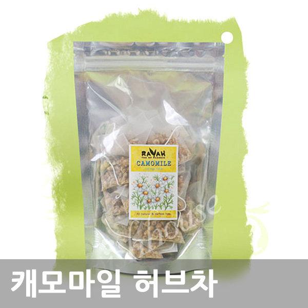 라바티 캐모마일 허브차 삼각티백/허브티/녹차 상품이미지