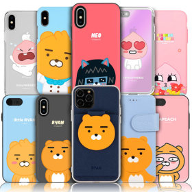 KAKAO Note 8 5 4 S9 S8 G6 iPhoneX 7 phone case