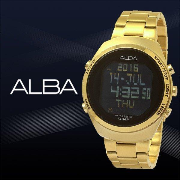 한국본사 삼정시계 공식업체 알바 남성용 메탈시계 AQ2030X1 상품이미지