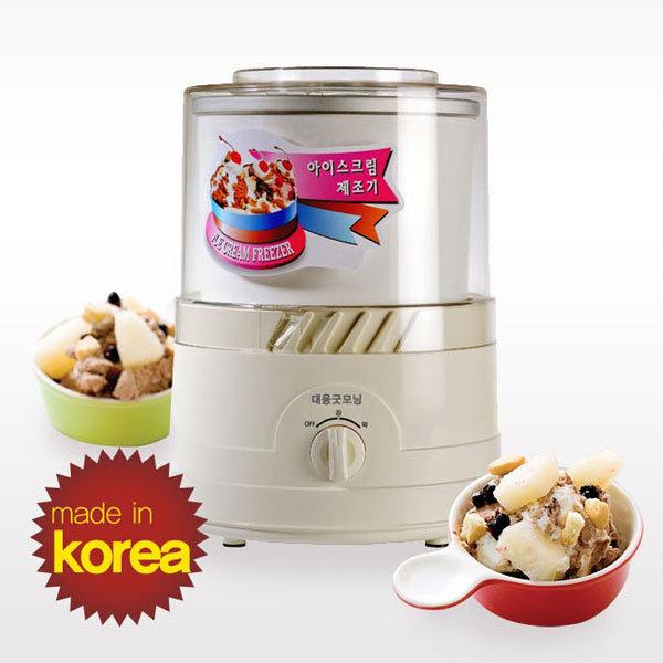 대웅 굿모닝 아이스크림제조기 MDI-5200 빙수기 상품이미지