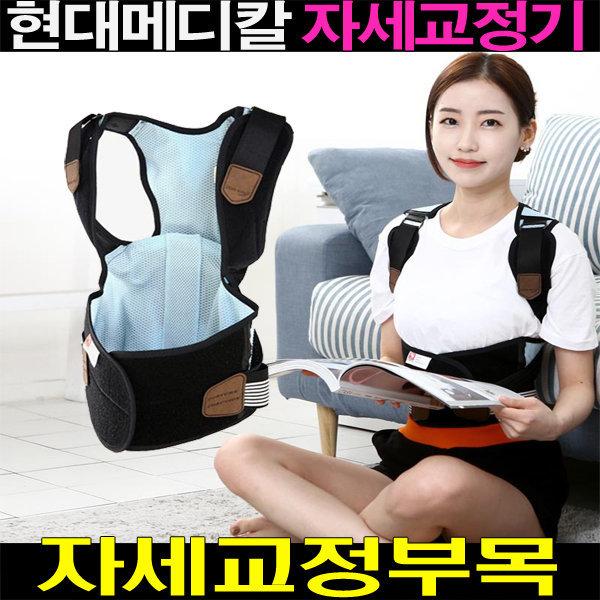 자세교정기부목 바른자세/허리보호대/교정기 상품이미지