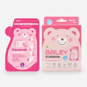 BaILEY VIEW Breastmilk Storage Bag 200ml 30 sheets