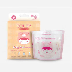 BaILEY Baby Food Pre-sterilized Pack 190ml 30 sheets
