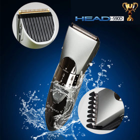 [HEAD] Hair clippers / waterproof / cordless / rechargeable /