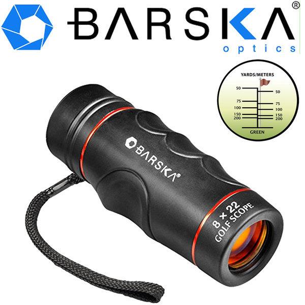 BARSKA 바르스카 골프스코프 거리측정 망원경 8x22 상품이미지