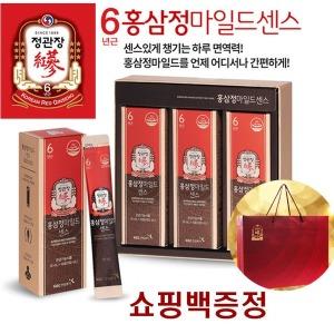 [정관장]홈쇼핑1위/정관장/홍삼/마일드센스/에브리타임/사은품