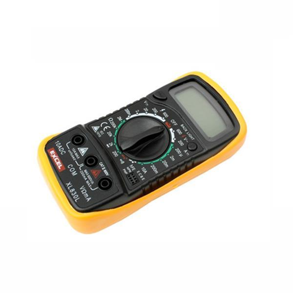 (COMS) 디지털 테스터기/BE331/LCD표시기능/다이오드 상품이미지