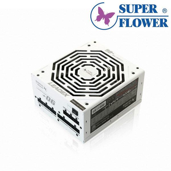 .SuperFlower SF-650F14MT LEADEX SILVER (WHITE) 상품이미지