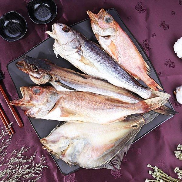 속초산지직송 최고급 명절 제수용 생선모음 상품이미지