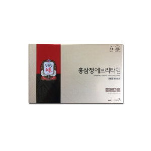 [정관장]정관장 홍삼정 에브리타임 10ml 50포 / 짜먹는홍삼