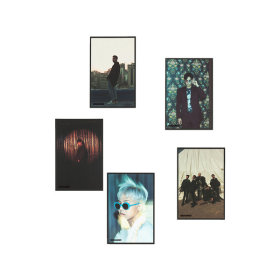 YGESHOP 10th BIGBANG post card set / type 2 / 6pcs /
