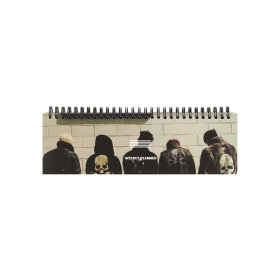 YGESHOP 10th BIGBANG Weekly planner / spiral bound / undated /