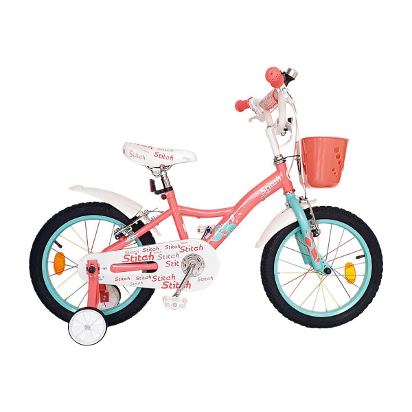 옐로우콘 어린이자전거 스티치 16형 18형 상품이미지