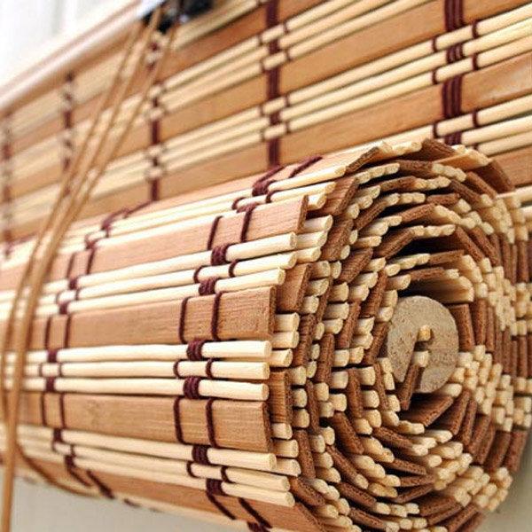 대나무발 자동문발 햇빛가리개 현관문발 SZS10016 상품이미지