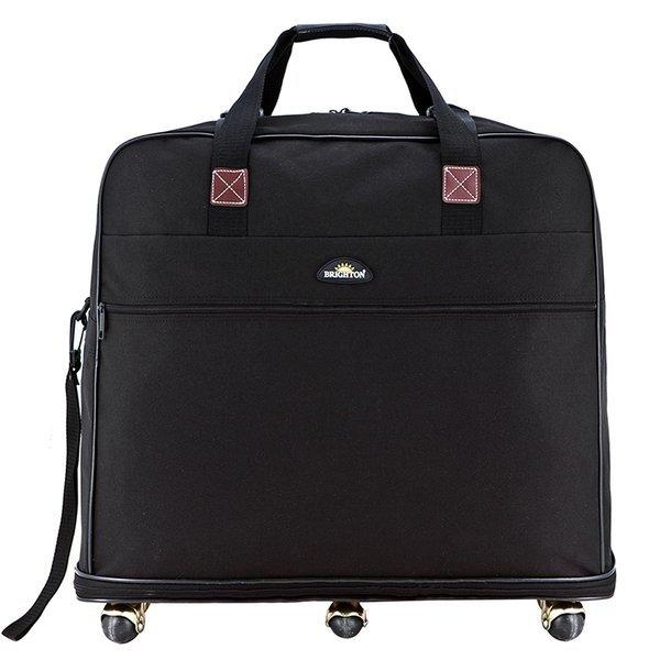 브라이튼  가성비갑 이민가방 BT02 블랙 대형 유학 상품이미지