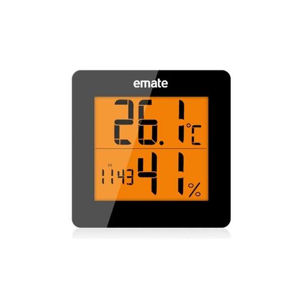 EMATE LED 디지털 온습도계 M0113H/온도계/습도계 상품이미지