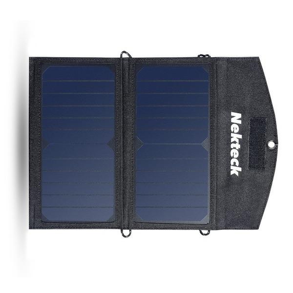 태양광휴대폰보조배터리 2포트태양광충전기 k-192 상품이미지