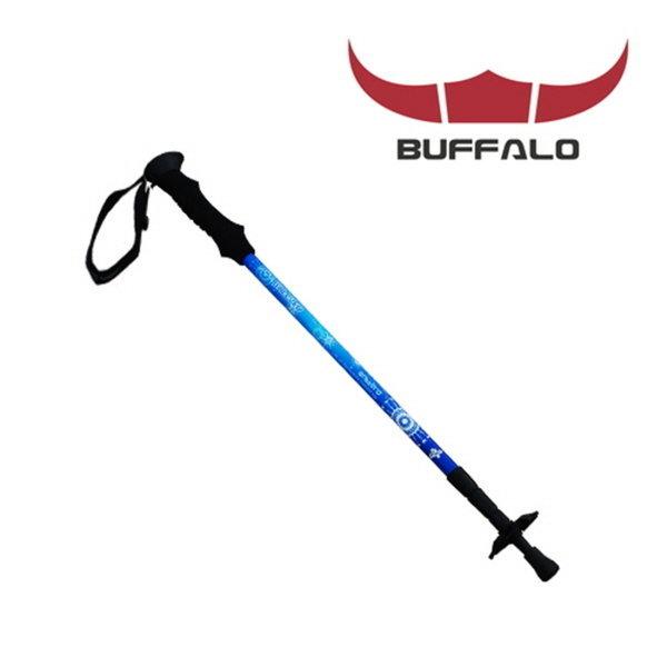버팔로 제로니모 3단 고급등산스틱(블루)(바보사랑) 무료배송 상품이미지
