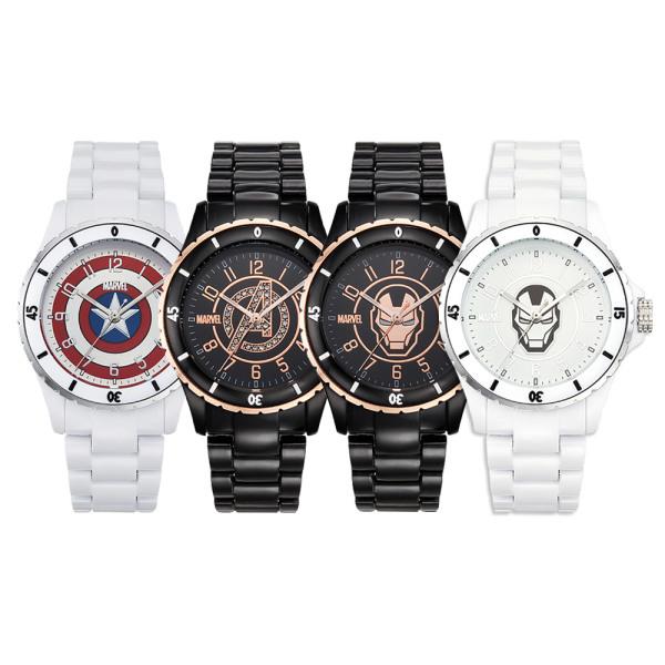 마블 어벤져스4 아이언맨 초경량 남여 손목시계 MA004 상품이미지