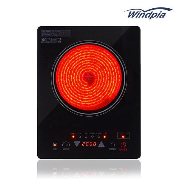 1구 하이라이트 전기레인지 전기렌지 인덕션 WHI-700 상품이미지