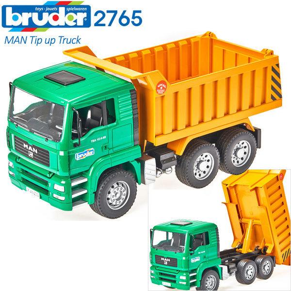브루더 2765 MAN트럭/중장비 덤프트럭/브루더덤프트럭 상품이미지