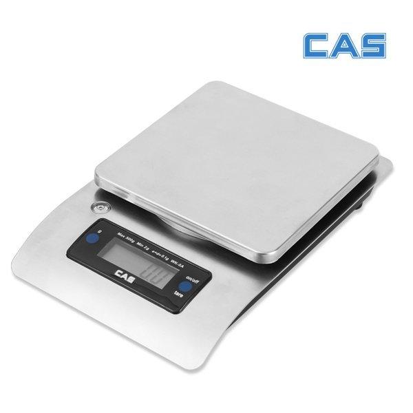 카스 스테인리스 전자저울 WK-5A - 0.1g 단위 500g 상품이미지