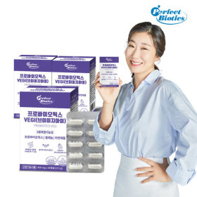 퍼펙트바이오틱스 특허김치유산균함유 30캡슐 3박스