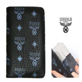 니꼴레닉 정품 다용도 여권지갑 NP302 블랙