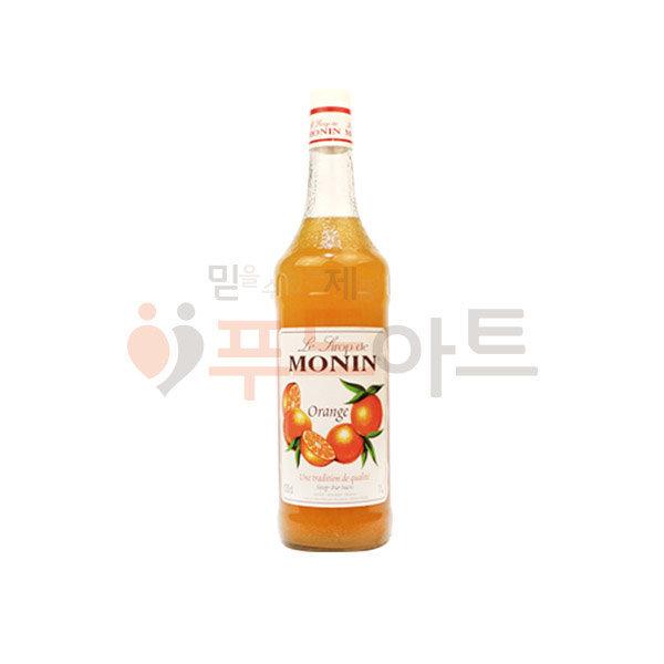모닌 오렌지 시럽 1000ml/모닝/MONIN 상품이미지