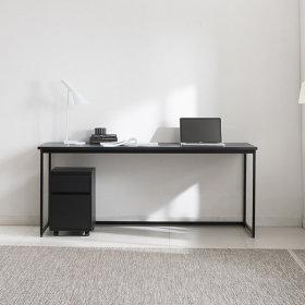 프렌즈 스틸 1800 책상 (블랙)