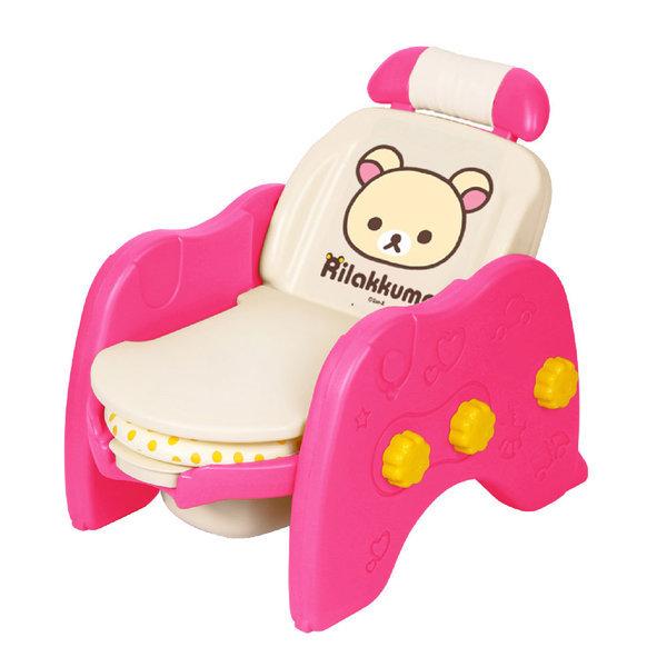 코리락쿠마샴푸쿠션변기3in1 샴푸+변기+의자 상품이미지