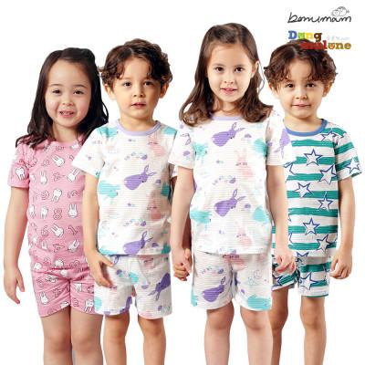 Kids Innerwear Cropped/Capri/Half/Sleeveless/Jacquard/Home Wear