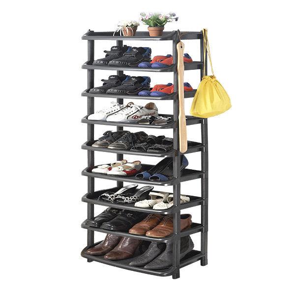 국산 커버형 신발장 대형 신발정리대/신발수납장/선반 상품이미지