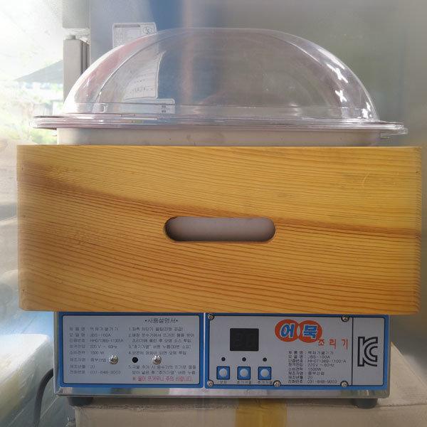 전기식 오뎅조리기 어묵조리기 4구 오뎅기계 전시품 상품이미지