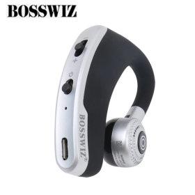 BOSSWIZ BOSS-E3 블루투스이어폰 한국어 무선이어폰