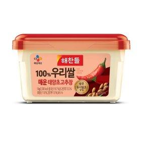 (1+1)CJ_해찬들우리쌀로만든매운태양초골드고추장_1KG