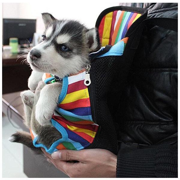 강아지 가방 애견 슬링백 캐리어/펫캐리/PET CARRIER 상품이미지