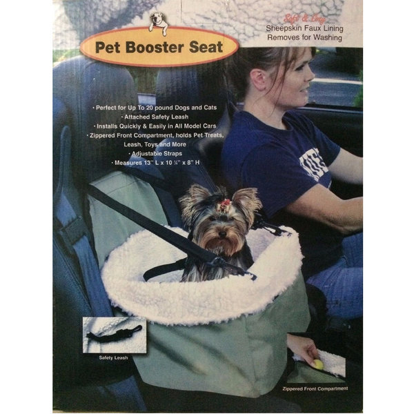 애견/고양이/차량용/부스터/카시트/Pet Booster Seat 상품이미지