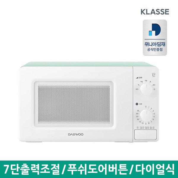 대우전자 20L 전자렌지/전자레인지 KR-M202BMP 상품이미지