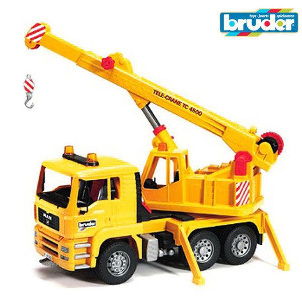 브루더 MAN 크레인 트럭 BR02754 상품이미지
