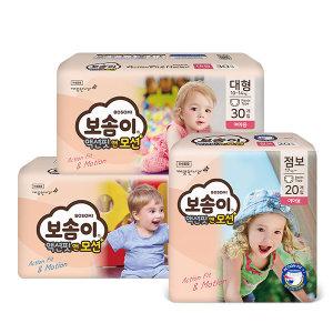 디오가닉 밴드/팬티 기저귀 3팩(+카모마일 6팩 증정)