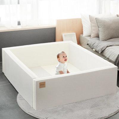 Bumper bed bumper mat playroom mat/folding mat