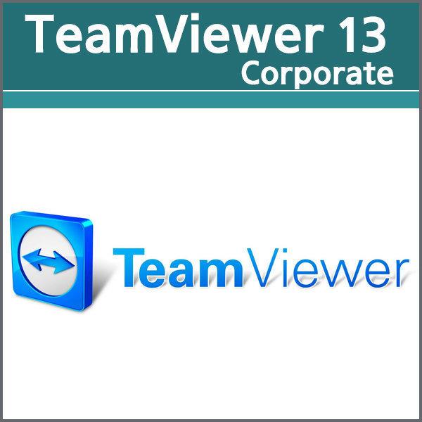 G마켓 - TeamViewer 13 Corporate 한글 / 팀뷰어13 (1년사용)