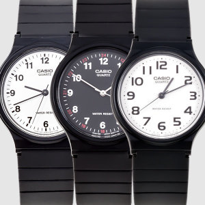 [카시오]카시오 MQ-24 패션 학생시계 남자 손목 수능 시계